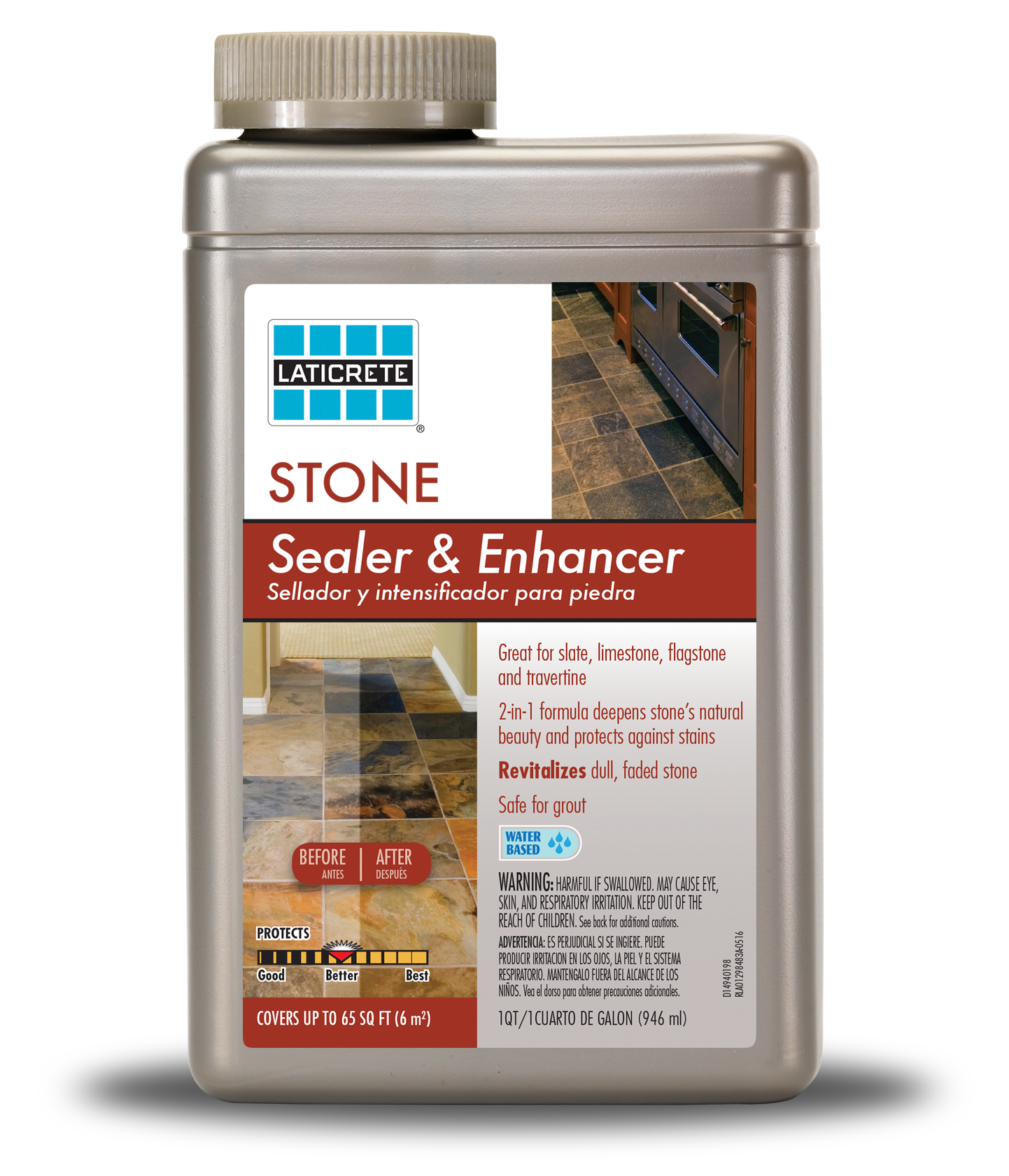 Best Natural Stone Sealer Enhancer