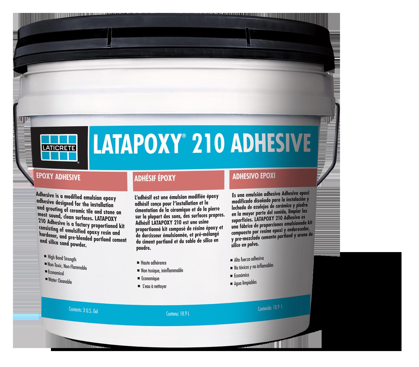 Latapoxy 174 210 Adhesive Laticrete