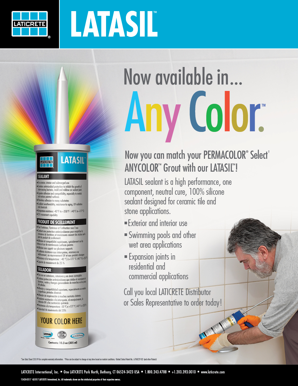 Permacolor 174 Select Anycolor Laticrete